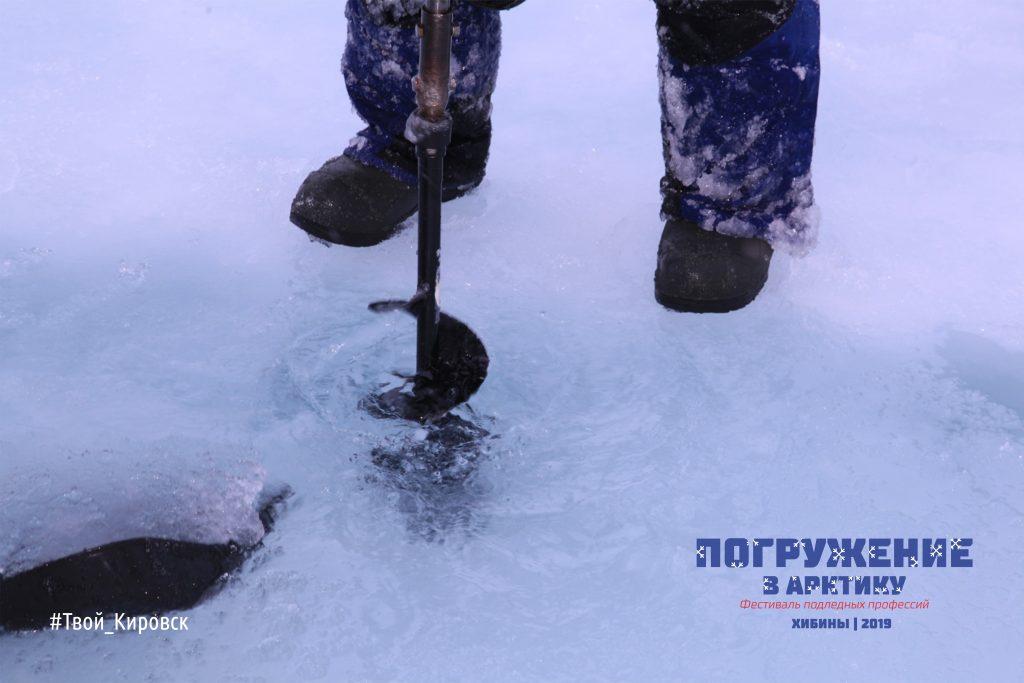 Подготовка к открытию фестиваля подводных профессий «Погружение в Арктику»