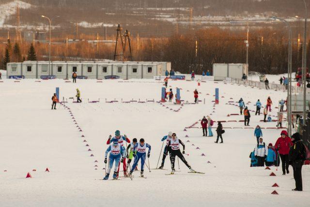 Продолжается активная подготовка к «Хибинской гонке»