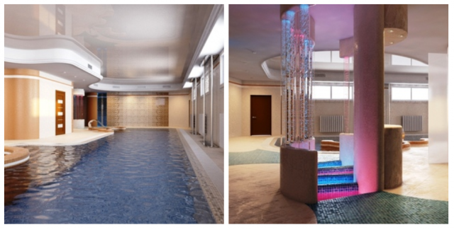 Новый SPA-комплекс откроется в гостинице «Северная» в Кировске